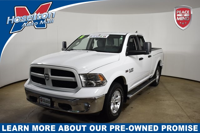 Pre-Owned 2014 Ram 1500 Outdoorsman