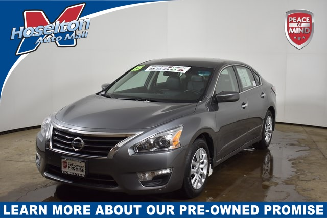 Pre-Owned 2015 Nissan Altima 2.5 S 4D Sedan in East Rochester ... 694d2b74d81