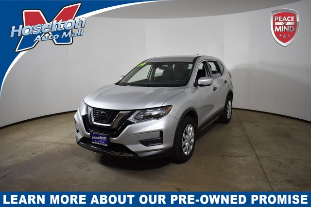 Certified Pre-Owned 2019 Nissan Rogue