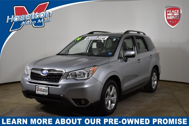 Pre-Owned 2014 Subaru Forester 2.5i Touring