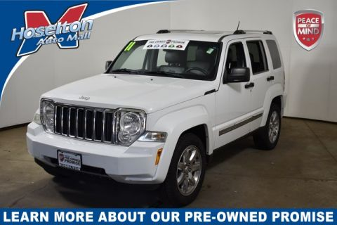 Pre-Owned 2011 Jeep Liberty Limited
