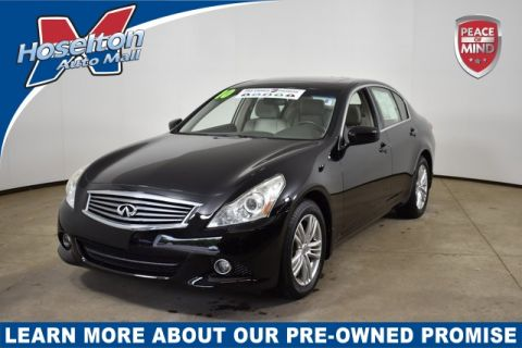 Pre-Owned 2010 INFINITI G37 X